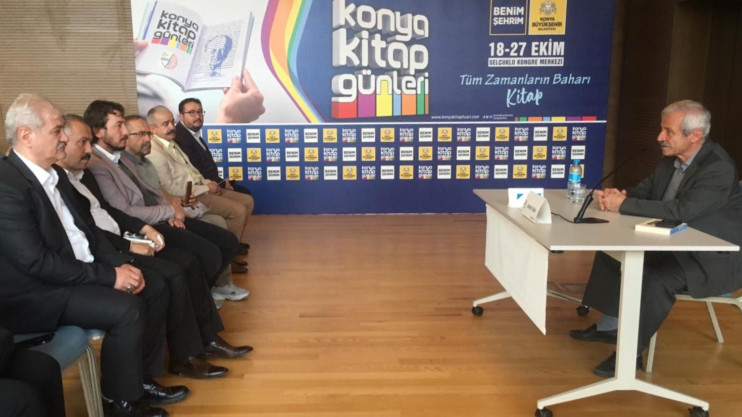 """D. Mehmet Doğan: """"Millî Mücadele'yi başarıya ulaştıran manevi arkaplan doğru anlaşılmalı."""""""