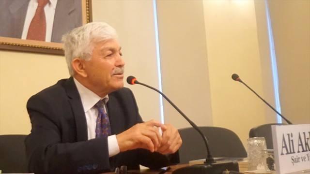 Şairler Meclisi'nin Konuğu Ali Akbaş