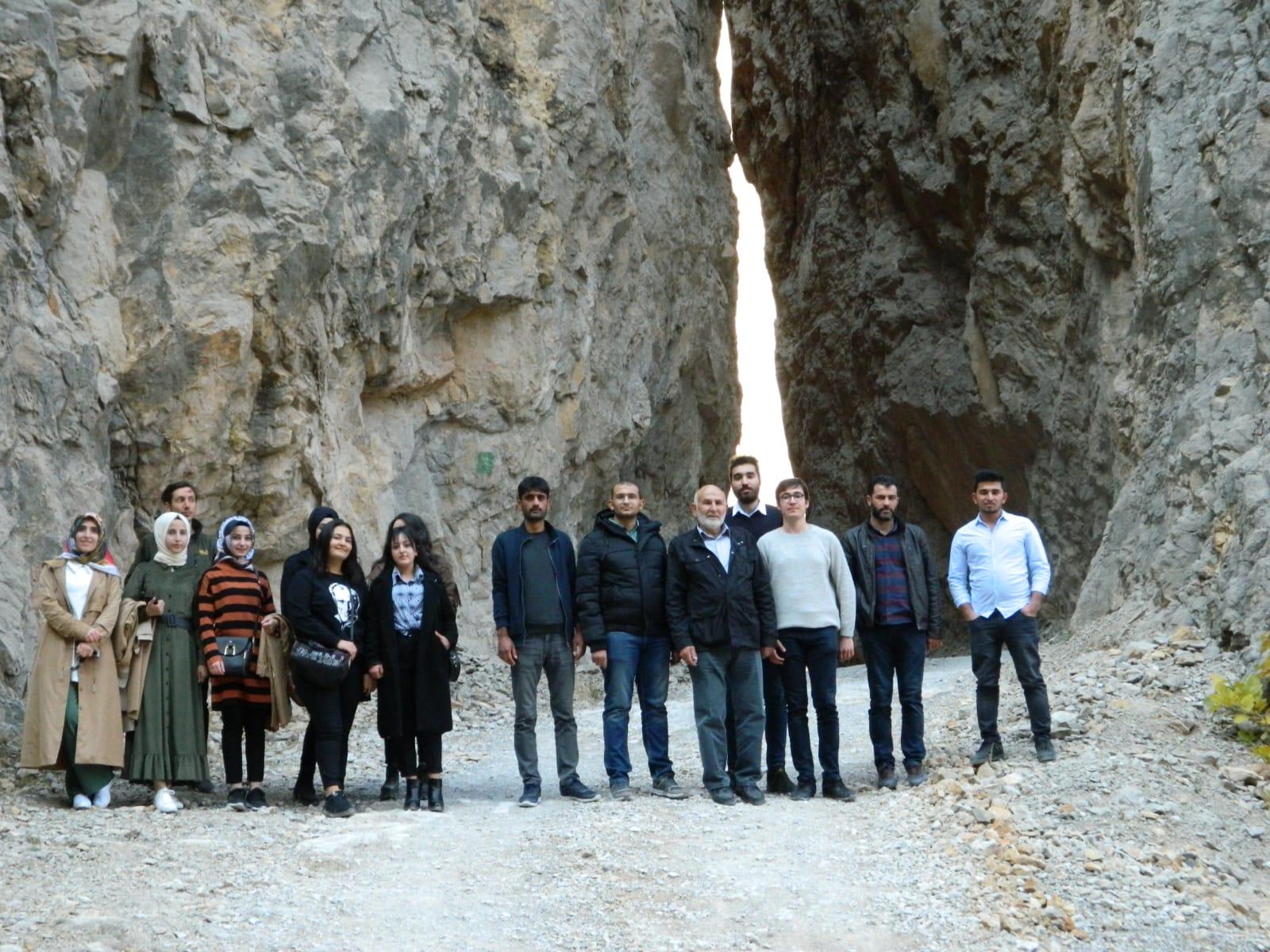 Erzincan Şubesince Kültür gezisi düzenledi
