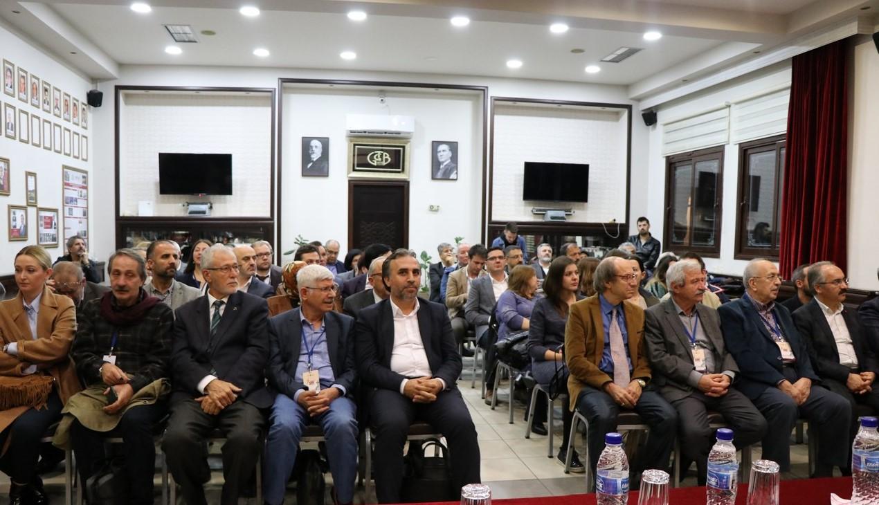 """Gümülcine'de """"Türkçenin 13. Uluslararası Şiir Şöleni"""" düzenlendi"""