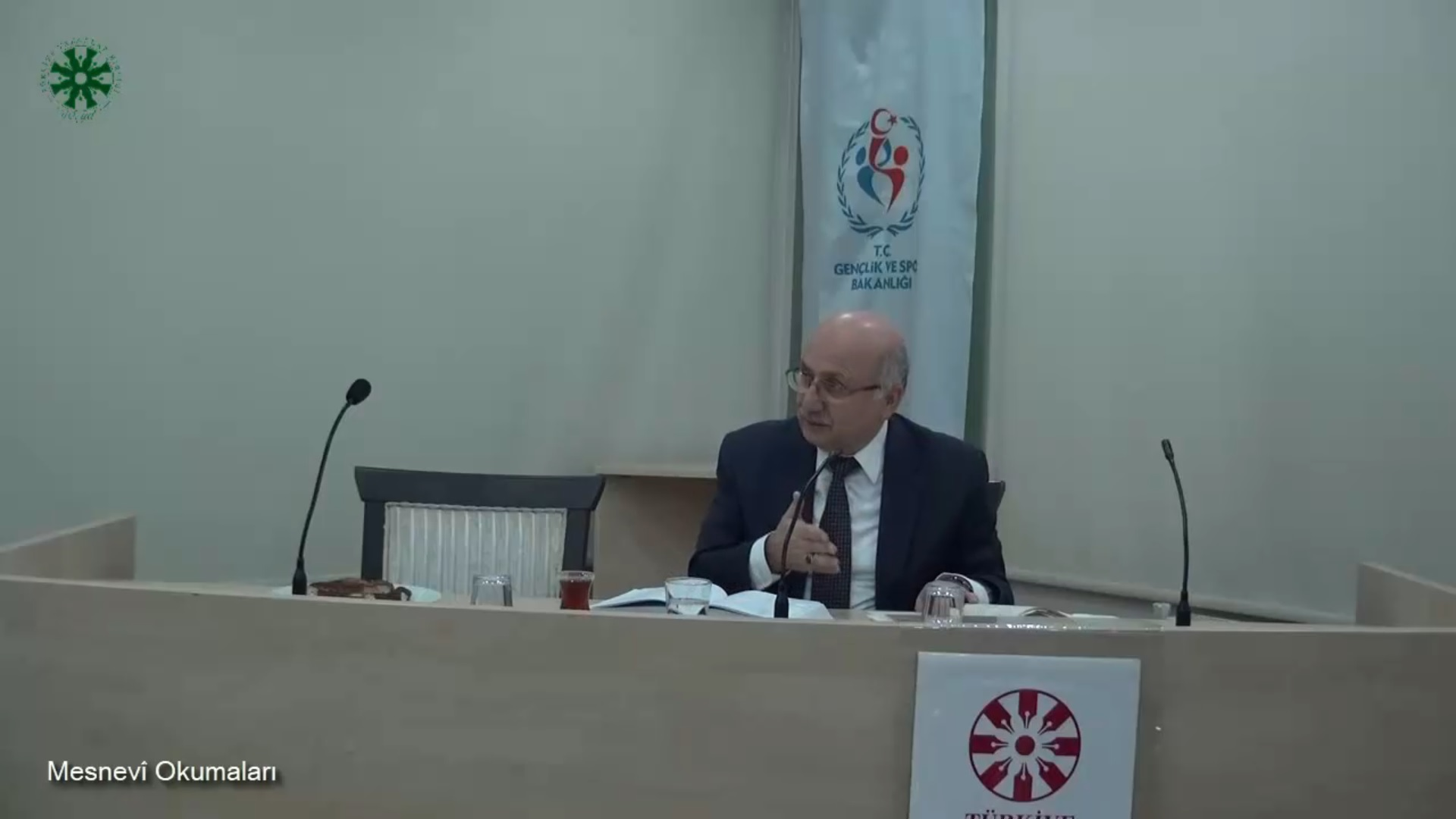 Mesnevî Okumaları -42- Prof. Dr. Adnan Karaismailoğlu