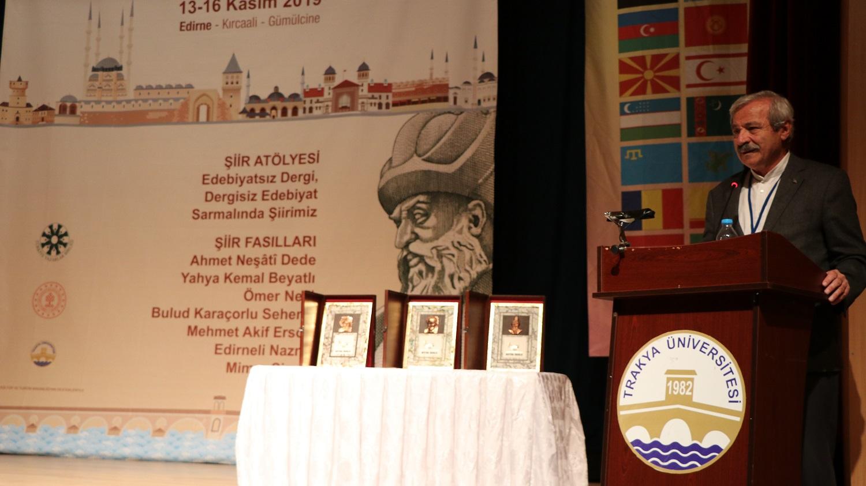 D. Mehmet Doğan: Türk Dünyası zengin bir şiir varlığına sahip