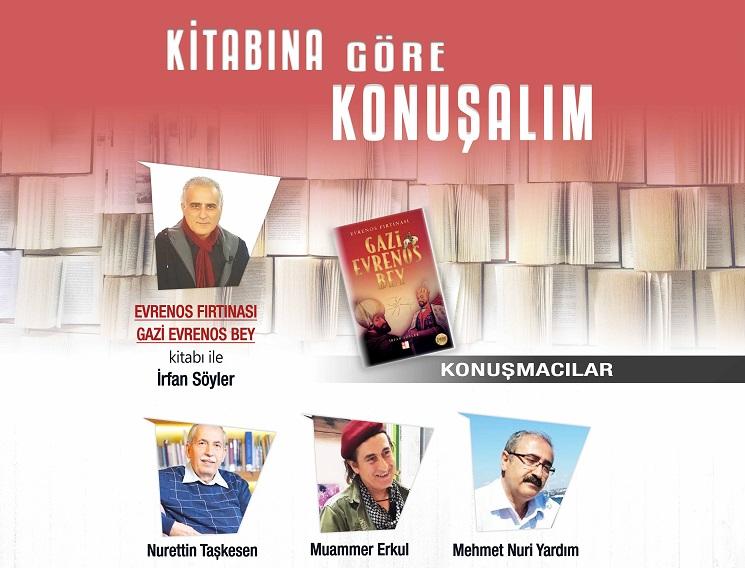 İrfan Söyler'in Yeni Kitabı İstanbul Şubesinde Konuşulacak