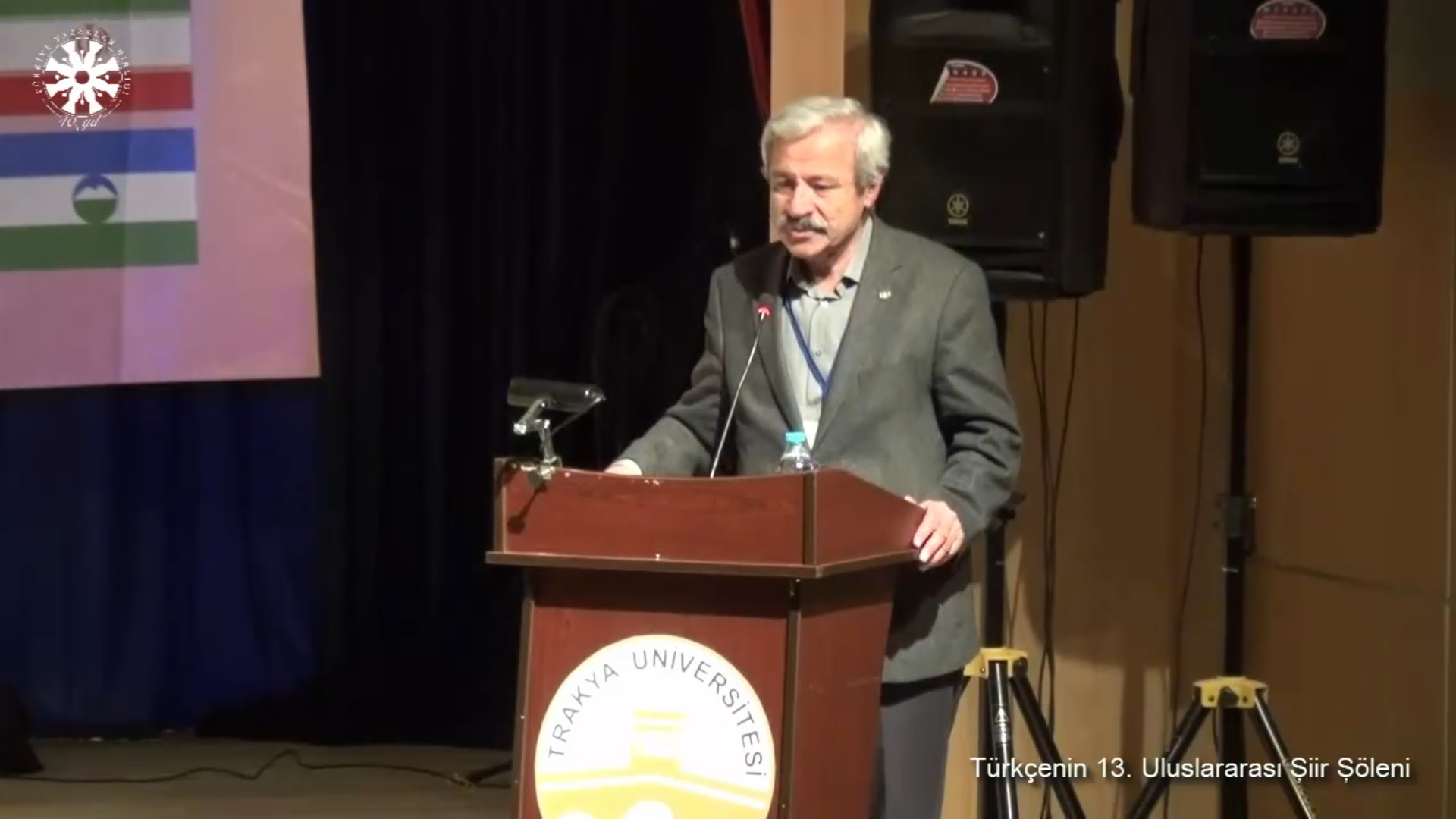 D. Mehmet Doğan: Şiir sözü kanatlandırır, düşünceyi zenginleştirir