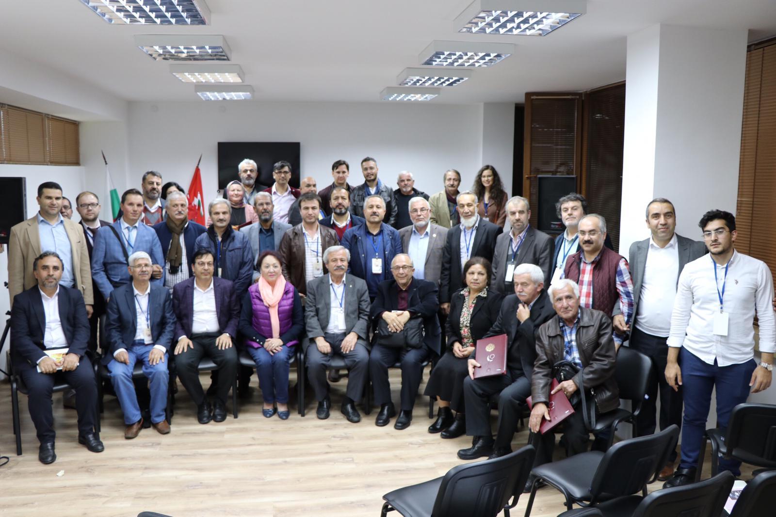 """Kırcaali'de Düzenlenen """"Türkçenin Uluslararası 13. Şiir Şöleni"""" Büyük İlgi Gördü"""