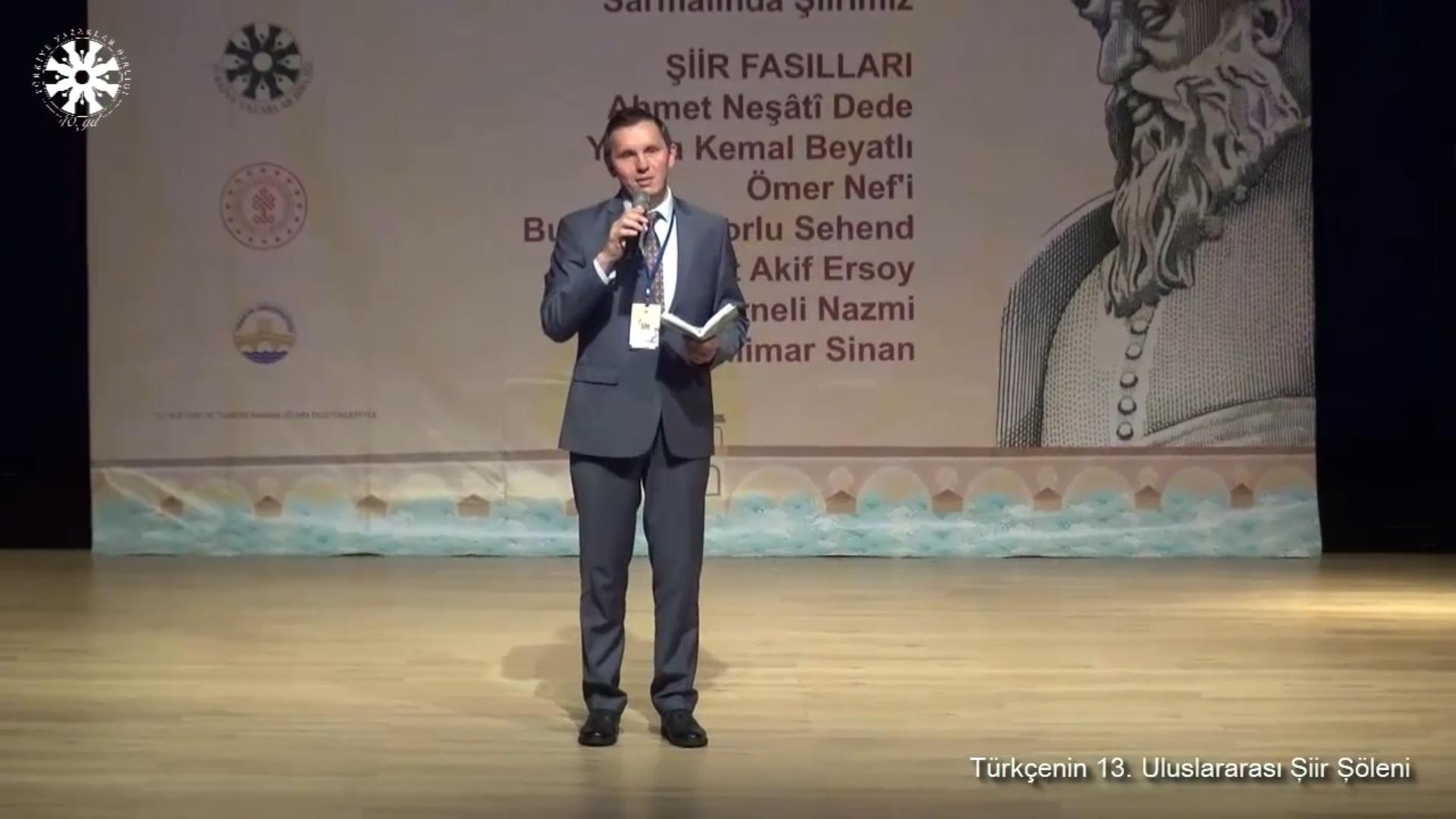 Ramis Aymet: Ben Henüz Doğmadım