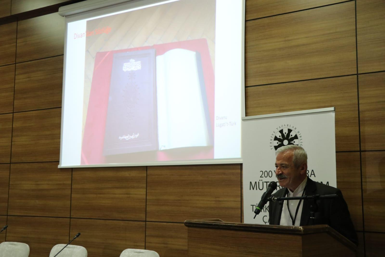 D. Mehmet Doğan: Devlet dile müdahale etmemeliydi