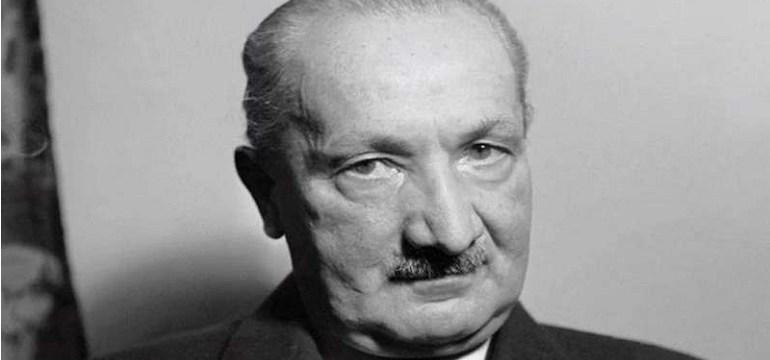 Martin Heidegger, Filozofların En Şairi