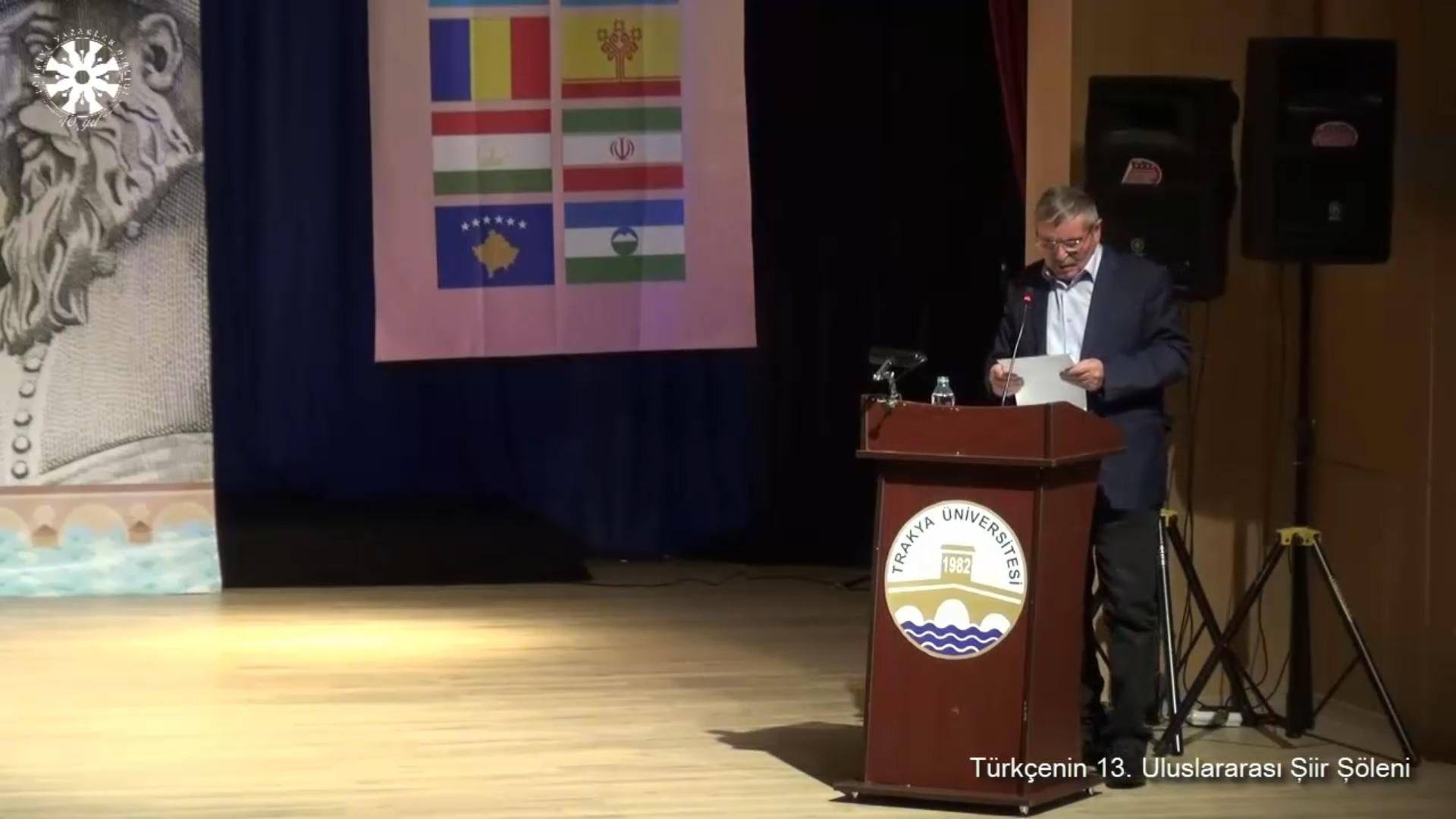 İbrahim Halil Tamiev: Ben Yarı Vatanım