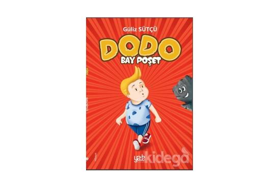 Çocuk Kitabı DODO YADE Yayınlarından Çıktı
