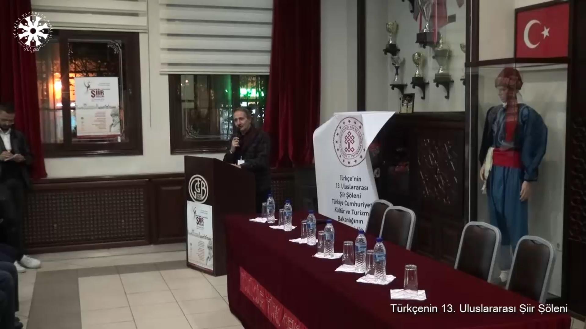 Hayrettin Orhanoğlu: Dostluk Risalesi