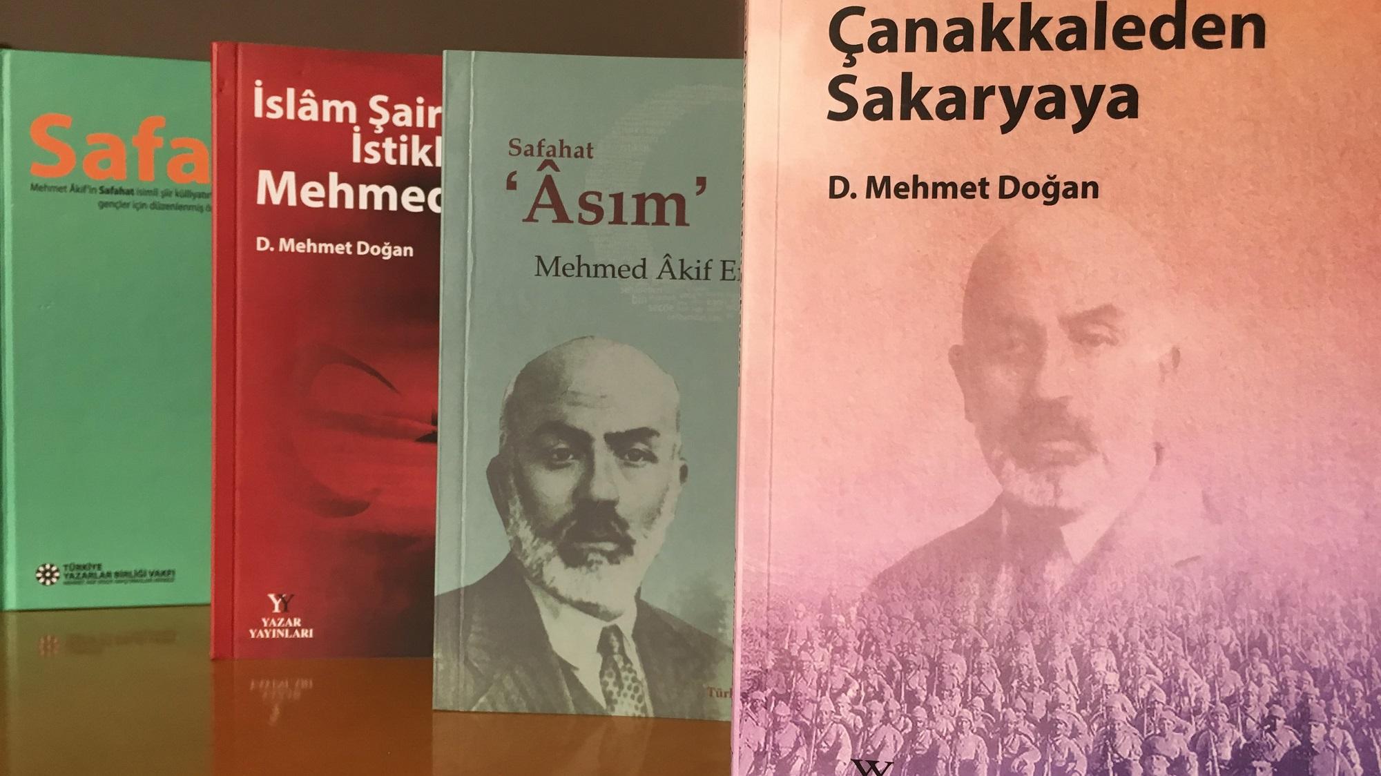 Mehmed Âkif Kitap Seti Kampanyası