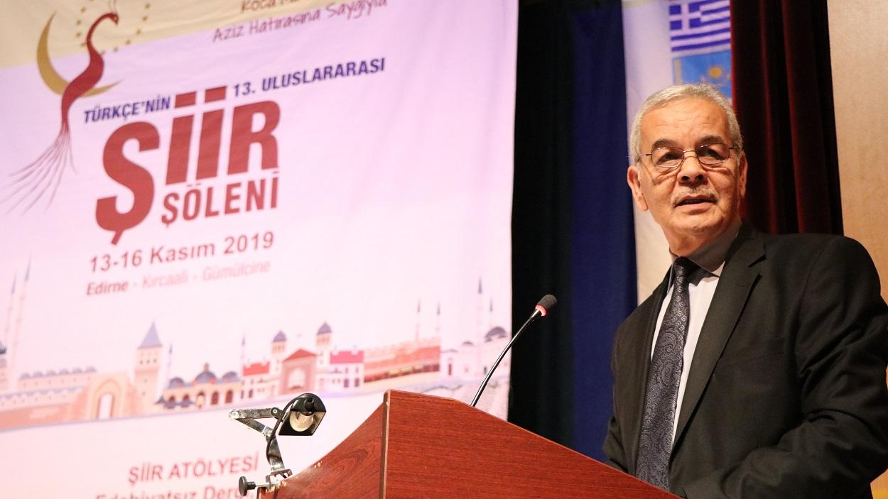 """M. Ömer Kazancı: """"Davamızı İlgilendiren Şiirler Yazdım, Sloganlar Atmadım"""""""