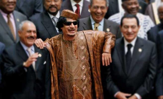 Anılarımda kalandan günümüzdeki Libya'ya...