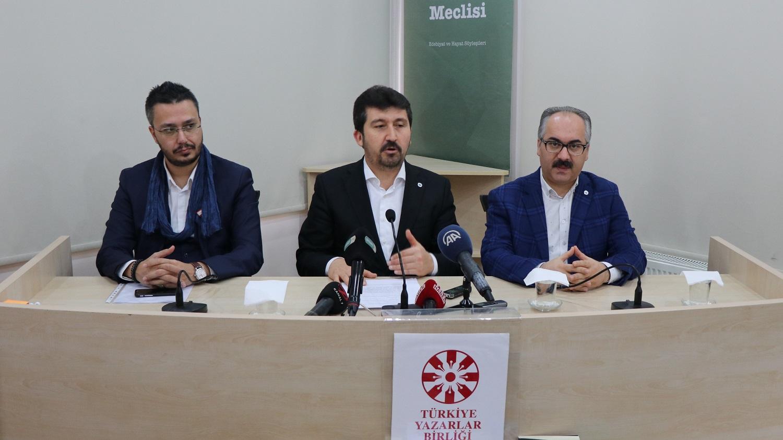 Türkiye Yazarlar Birliği Ödüllerinin Sahipleri Belli Oldu
