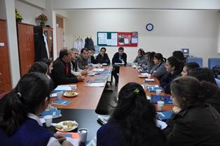 TYB Sakarya Şube Başkanı Fahri Tuna'dan Ferizli'de Söyleşi-İmza Günü