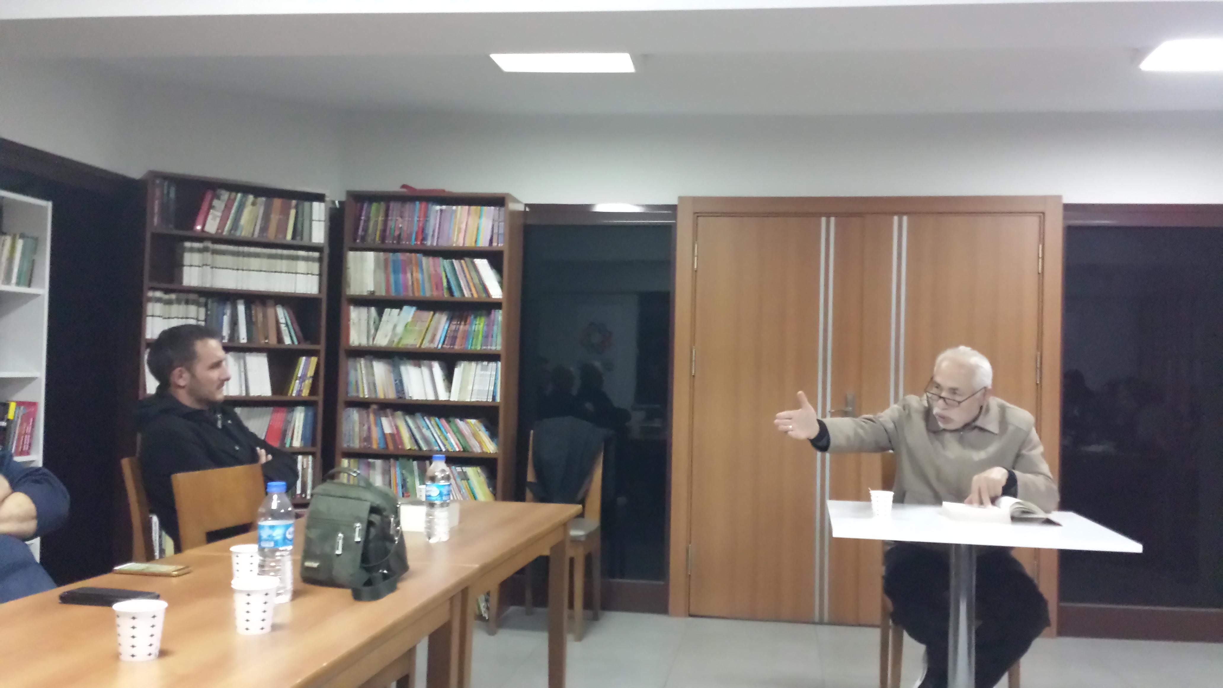 Giresun'da Kutadgu Bilig Okumaları Başladı