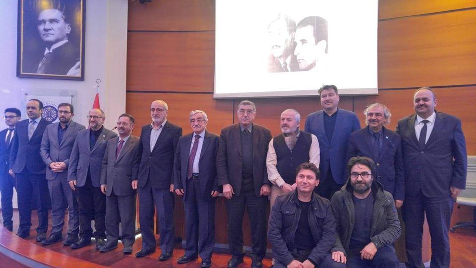 Erzurum Şubesi Necati Öner'i andı