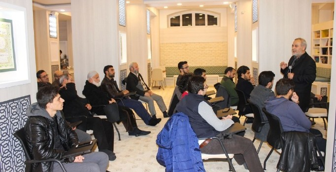 Erzincan Müftüsü Çetin: İslam'ı Kaynağından Öğrenin