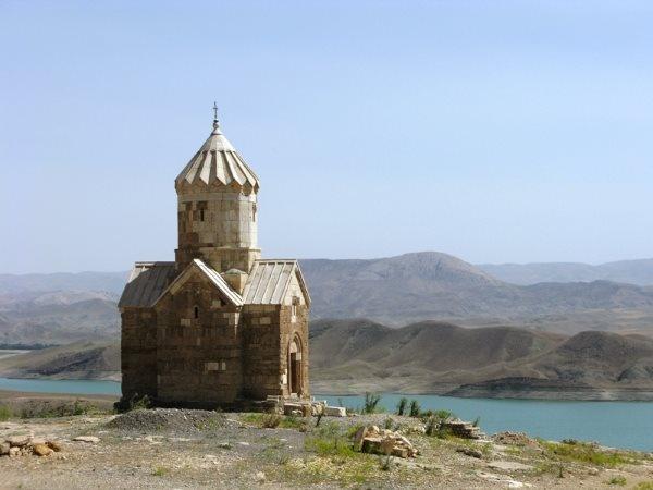 Tehdit edilen kültürel miras... İran'daki UNESCO Dünya Mirası Listesi