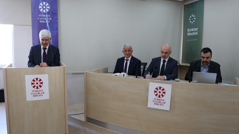 Ankara Şubesinin Genel Kurulu Yapıldı