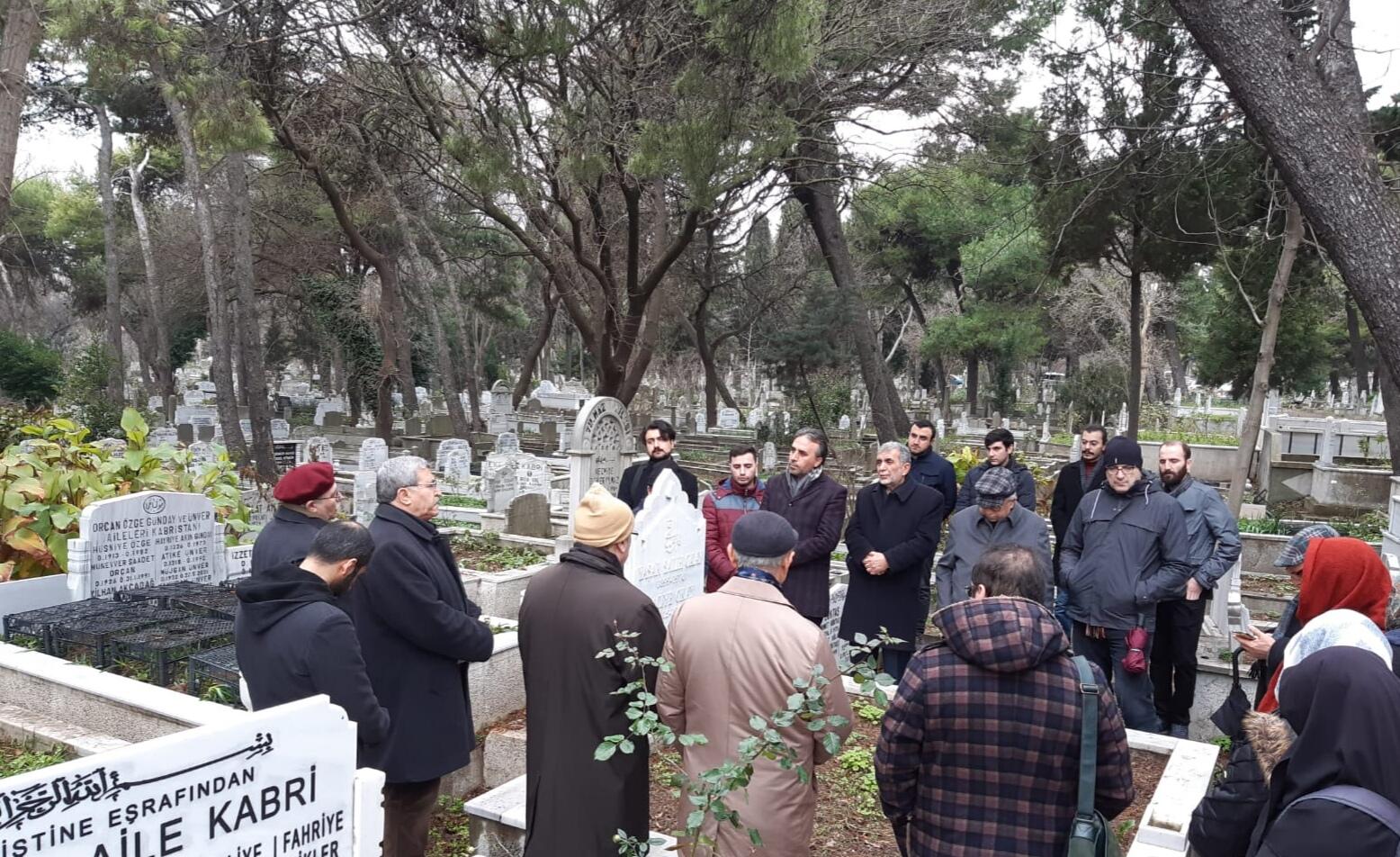 Prof. Dr. Mehmet Orhan Okay, vefatının 3. yılında anıldı