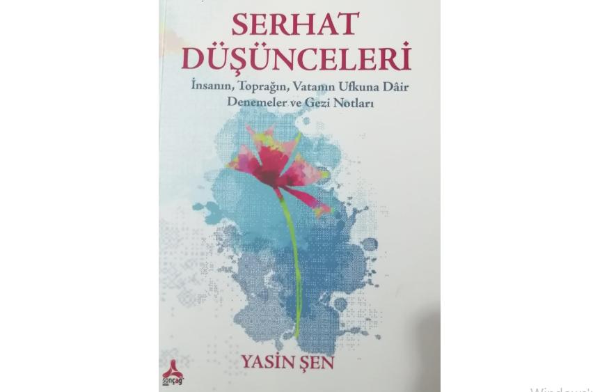 'Serhat Düşünceleri' Kitabı Yayınlandı