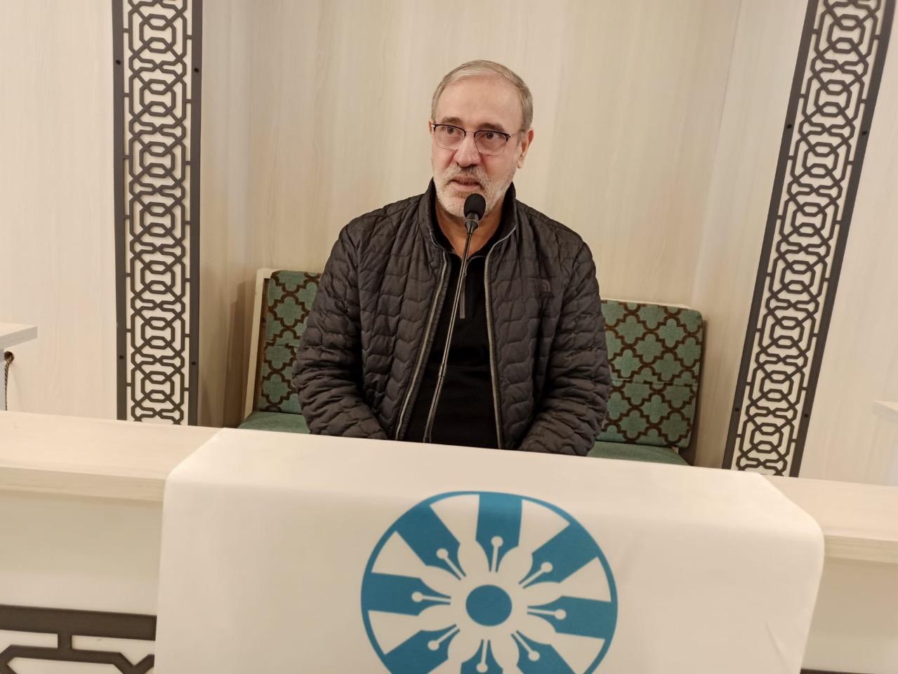 Prof. Dr. Faruk Gürbüz: Edebiyat edeptir