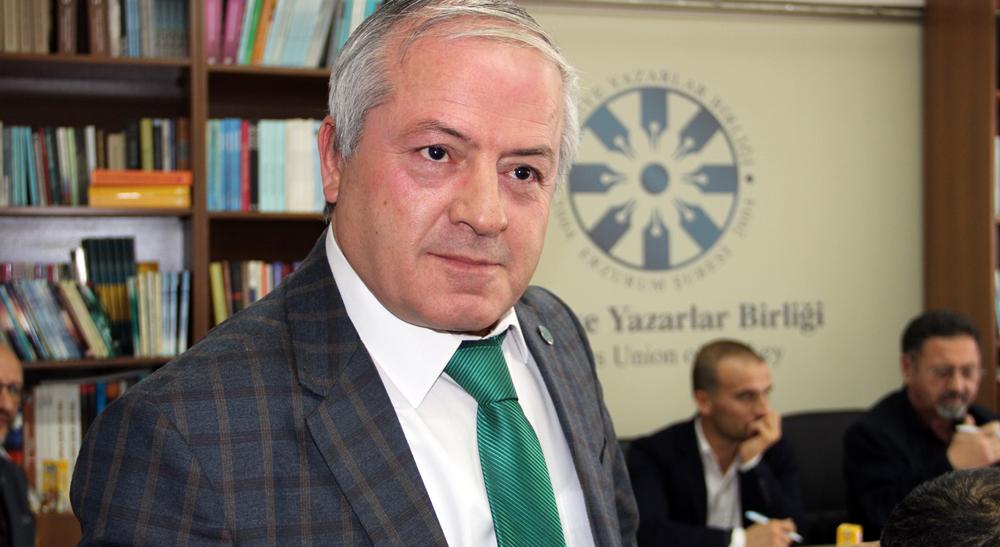 Erzurum Şube Başkanlığına M. Hanefi İspirli yeniden seçildi