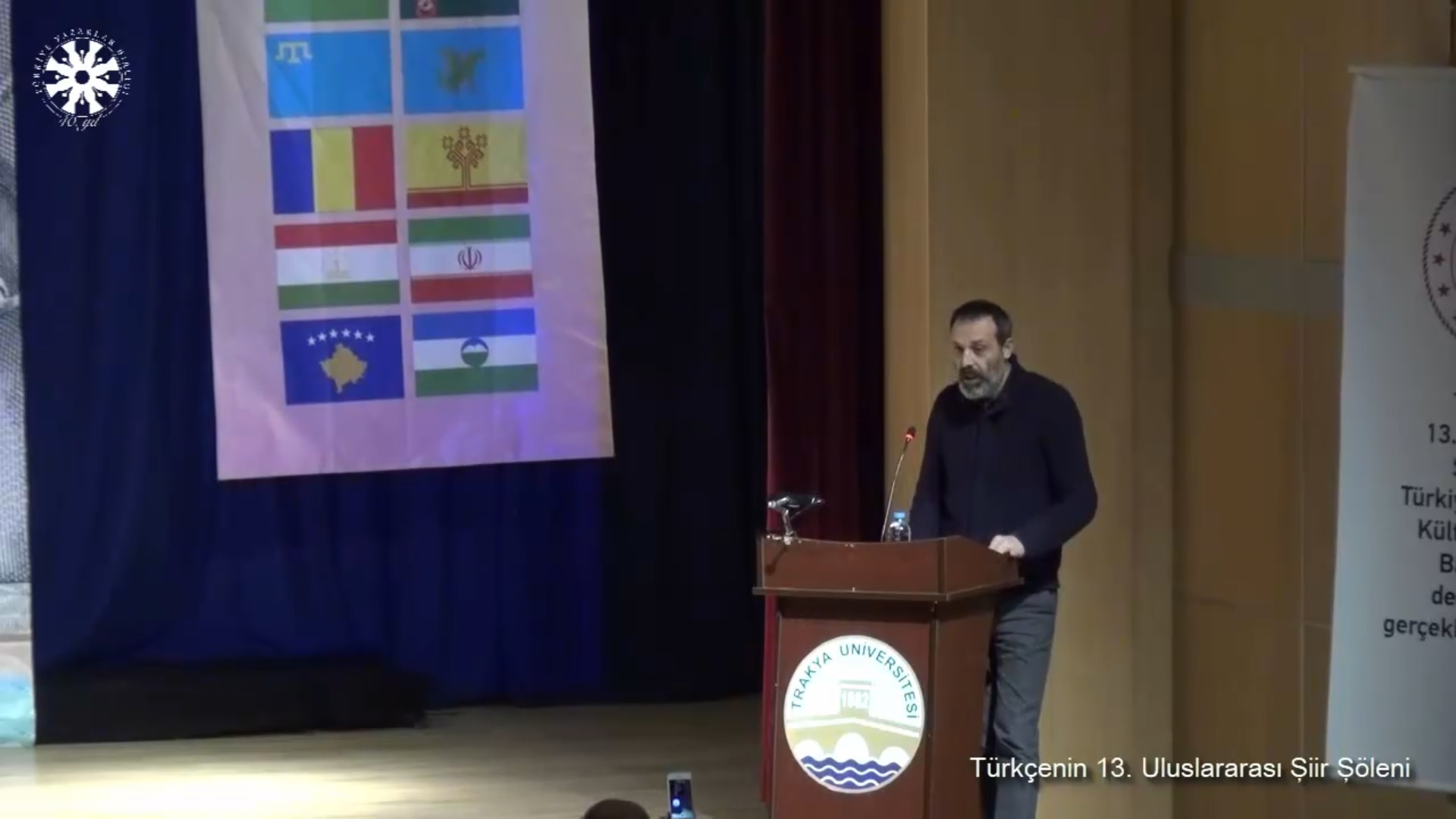 Sehend Şiir Faslı: Hakan Şarkdemir