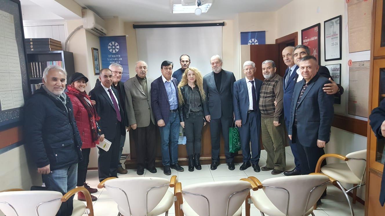 Prof. Dr. Mustafa İsen: Muhacirlerin değişim ve gelişmede olumlu katkısı var