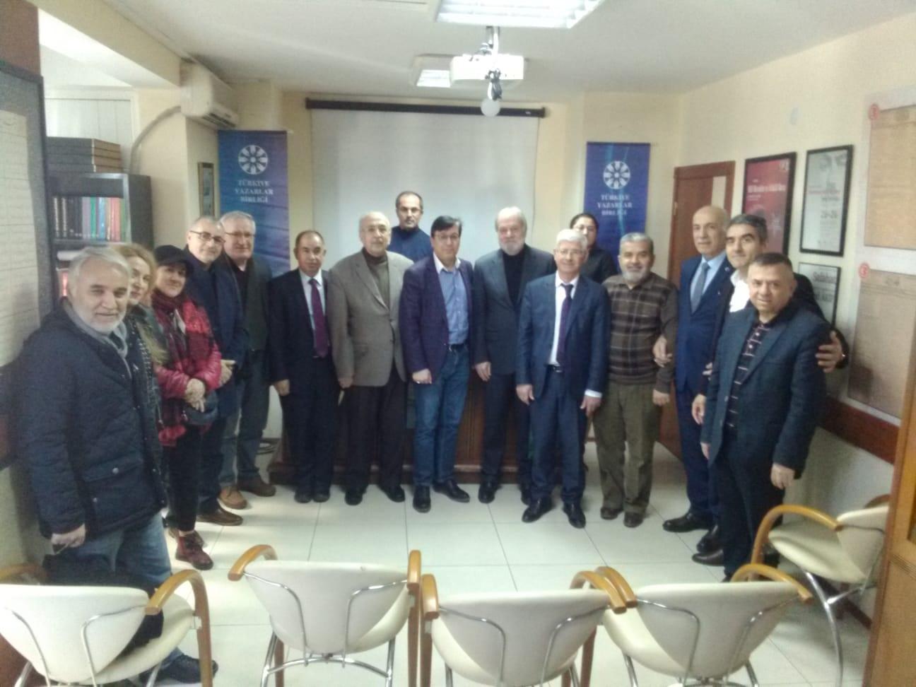 """Bir Muhacir Köyünün Hikayesi """"Nalköyü"""" Kitabı Tanıtıldı"""