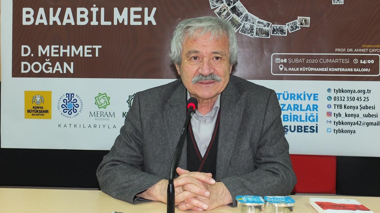 D. Mehmet Doğan: 100 yıl sonra Ömer Seyfeddin'i anamamak!