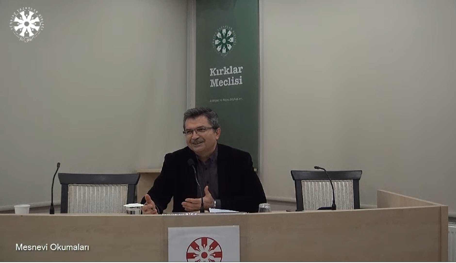 Mesnevî Okumaları -55- Dr. Fahrettin Coşguner
