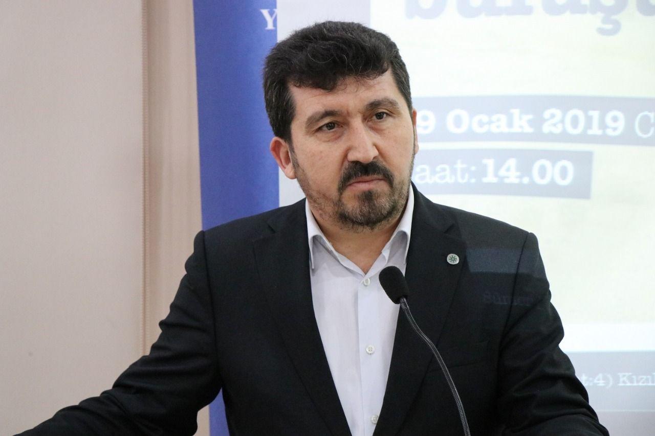 Genel Başkan Arıcan'dan İstanbul'un Fethi Mesajı