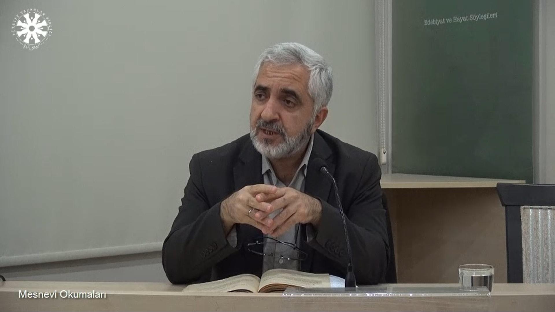 Mesnevî Okumaları -58- Prof. Dr. Zülfikar Güngör