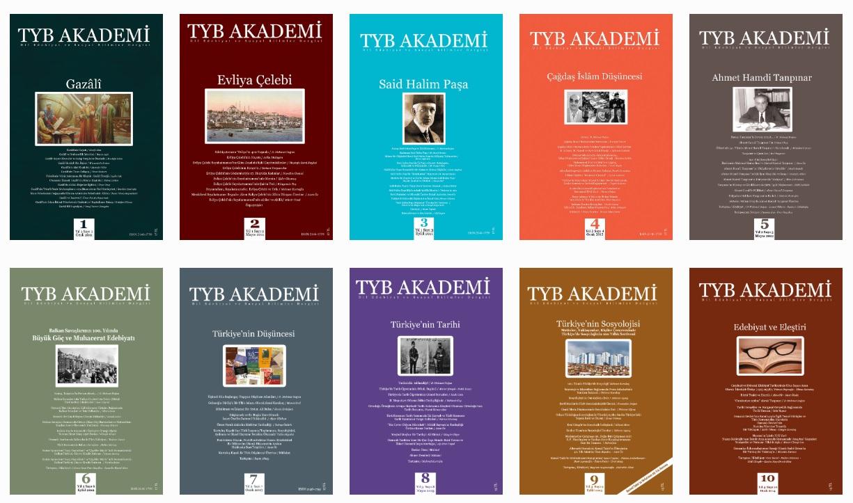TYB Akademi'nin ilk 15 sayısı ücretsiz erişime açıldı