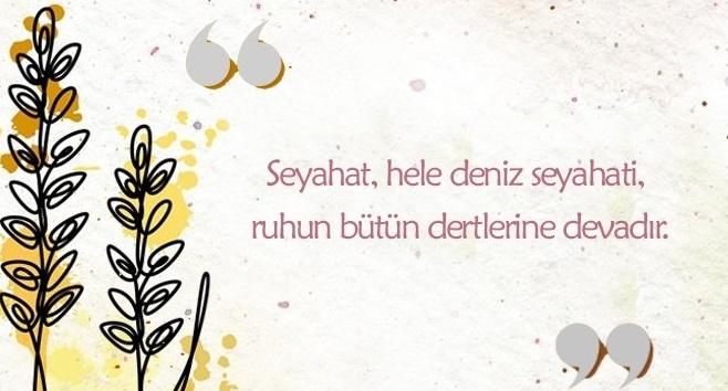 Ahmet Haşim'in Bize Göre kitabından ironi yüklü 20 alıntı
