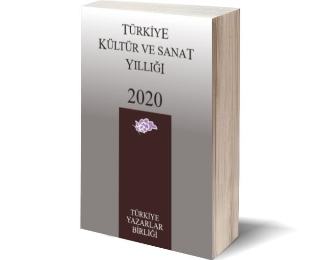 Türkiye Kültür ve Sanat Yıllığı Çıktı