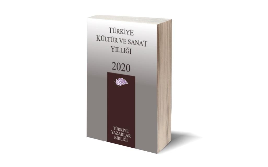 Mustafa Uçurum: TYB'den Türkiye Kültür ve Sanat Yıllığı 2020