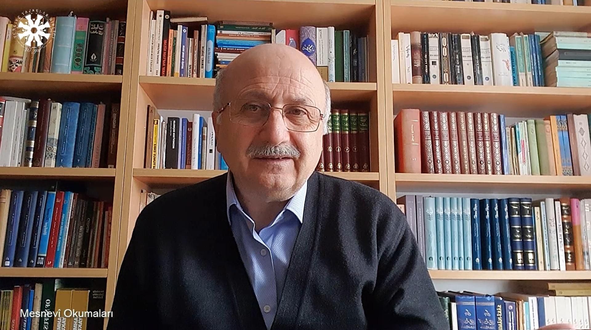 Mesnevî Okumaları -60- Prof. Dr. Adnan Karaismailoğlu