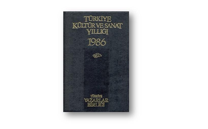 1985'in Türkiye'si Bu Yıllıkta