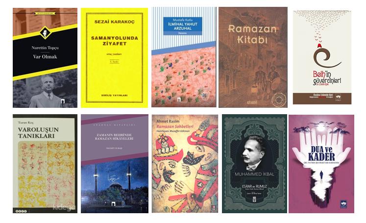 Ramazan ayında okunması gereken kitaplar