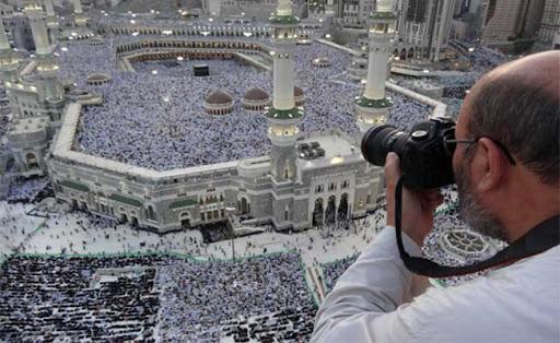 """Fotoğraf sanatçısı Orhan Durgut: """"Kur'an'da Geçen Mekanları Fotoğraflamak İstiyorum"""""""