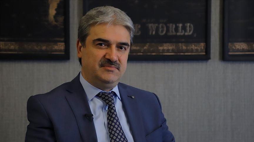 """Ömer Faruk Korkmaz: """"Pandemide Türkiye Vatandaşlığına Talep Arttı"""""""