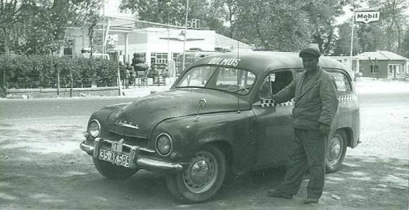 Dünden Bugüne Türkiye'de Minibüs ve Dolmuşlar