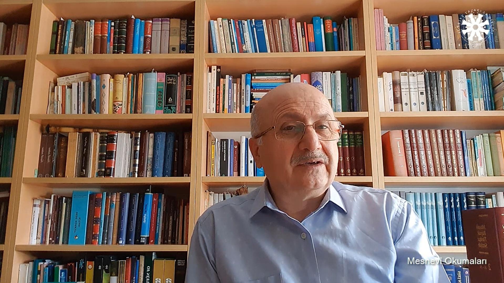 Mesnevî Okumaları -64- Prof. Dr. Adnan Karaismailoğlu