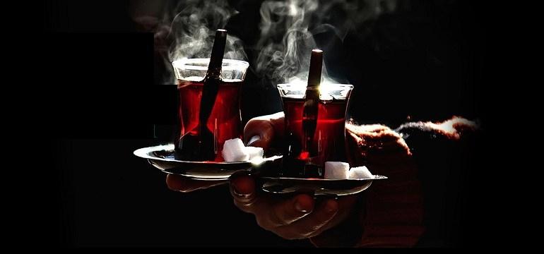 Çay İçme Kuralları