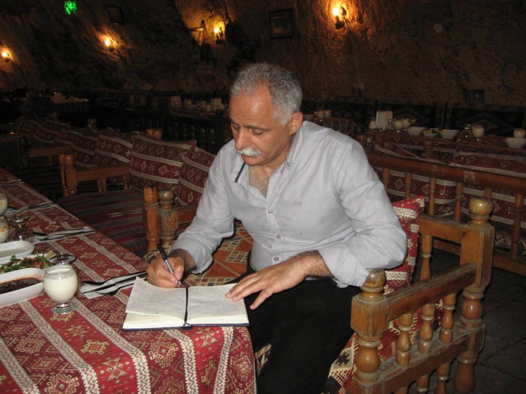 Mahir Adıbeş'ten: Ankara'dan Siirt'e Kültür Kervanı (2)