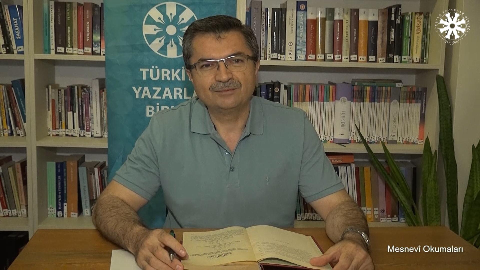 Mesnevî Okumaları -66- Dr. Fahrettin Coşguner